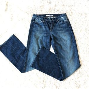 Joe's Distressed Muse Fit Jeans